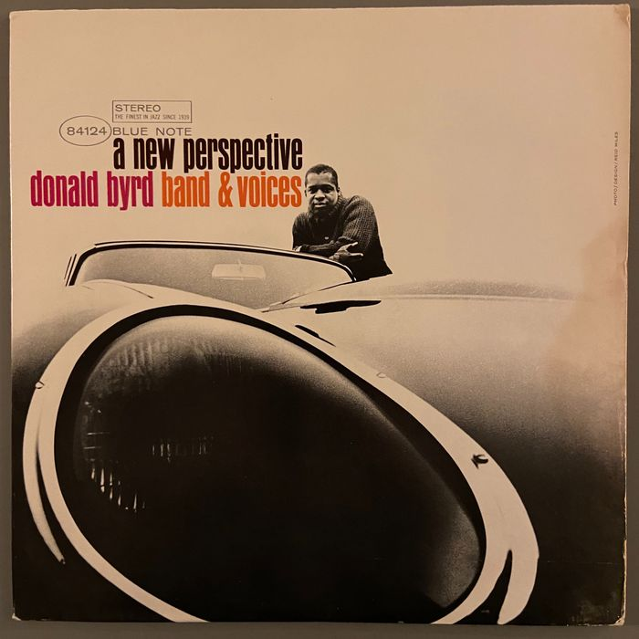 Donald Byrd - A New Perspective - LP Album - 1973