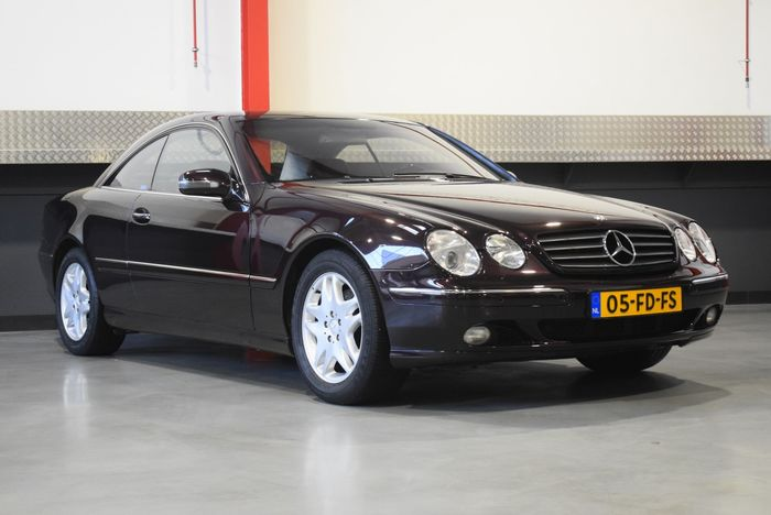 Mercedes-Benz - CL500 'Sunroof' Coupe (C215) 5,0L V8 - 2000