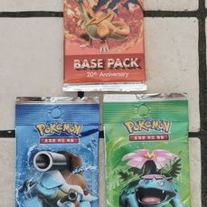 Nintendo - Pokémon - Carte à collectionner Boosters Pokémon pack de base 20th - 2016