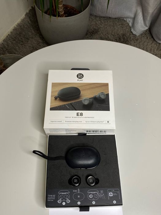 B&O - BeoPlay E8 - Écouteur