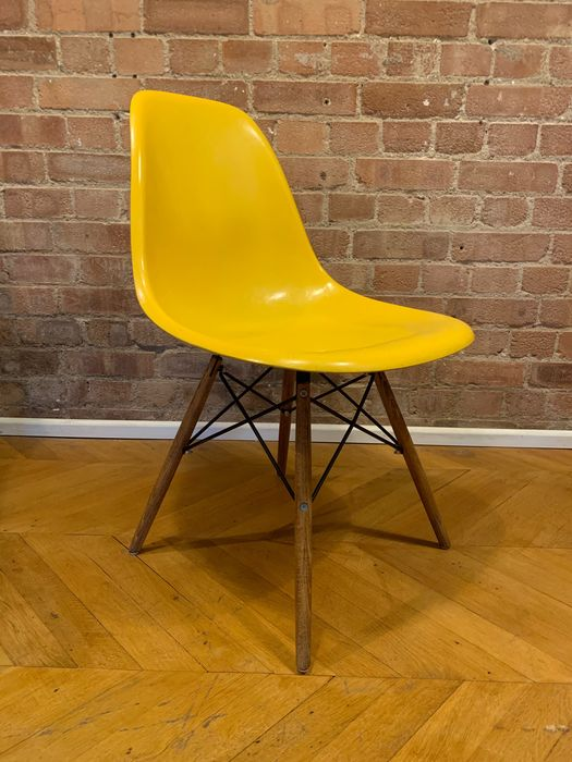 Charles Eames, Ray Eames - Herman Miller - Chaise - DSW