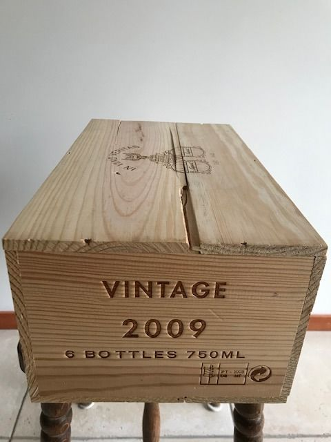 2009 Niepoort Vintage Port - 6 Botellas (0,75 L)