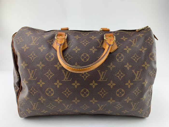 Louis Vuitton - Speedy 35 - Sac à main
