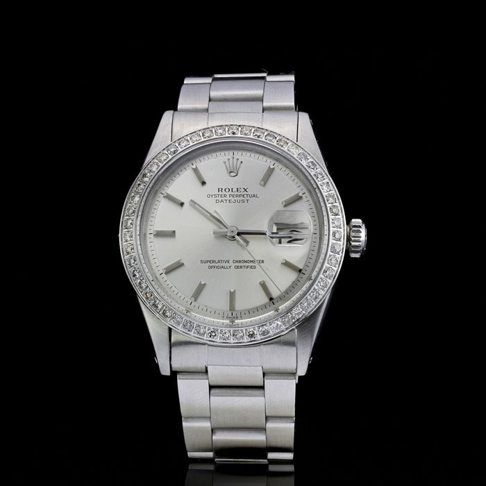 Rolex - Oyster Perpetual Datejust - 1601 - Unisexe - 1970-1979