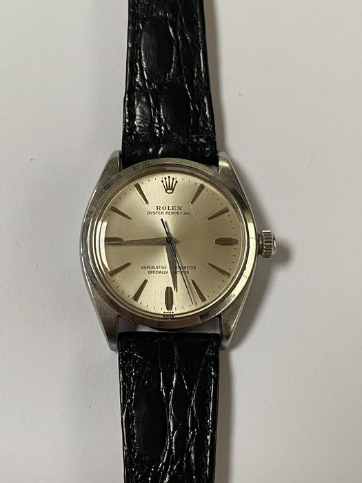Rolex - Oyster perpetual - 1002 - Hombre - 1960-1969