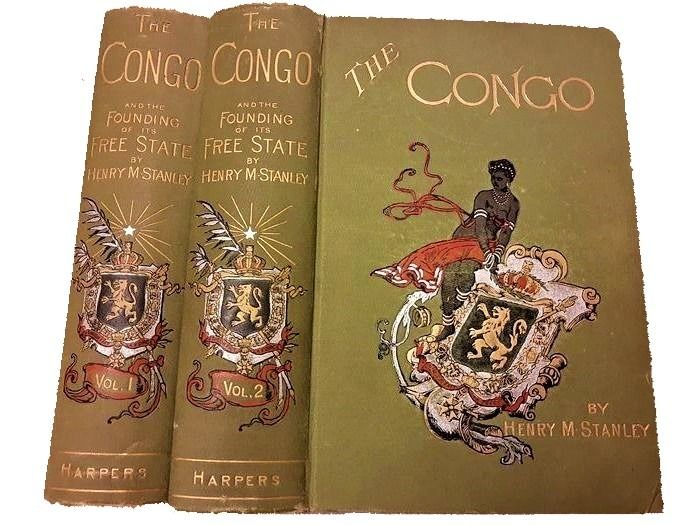Henry M. Stanley - The Congo and the founding of its Free State - 1885