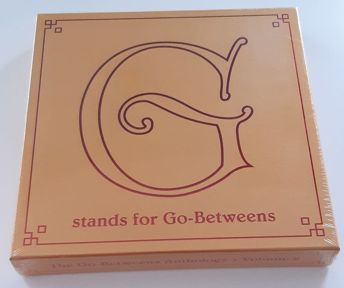The Go-Betweens - G Stands For Go-Betweens: The Go-Betweens Anthology - Volume 2 Limited Edition - Dozen set - 2019/2019