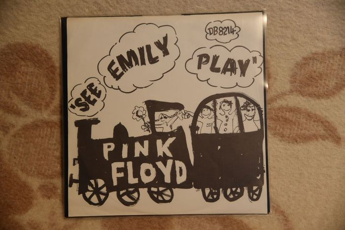 Pink Floyd - See Emily play / Scarecrow - Official merchandise memorabilia item - 1967