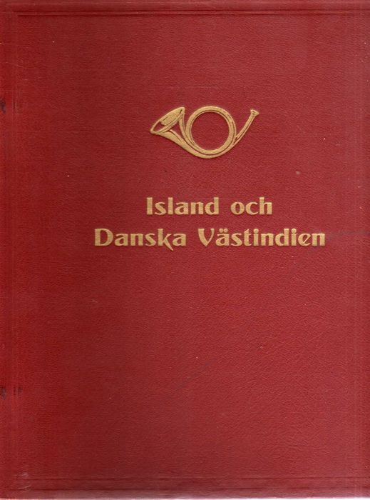 Islande - 1876-1982 Valuable extensive collectionollection