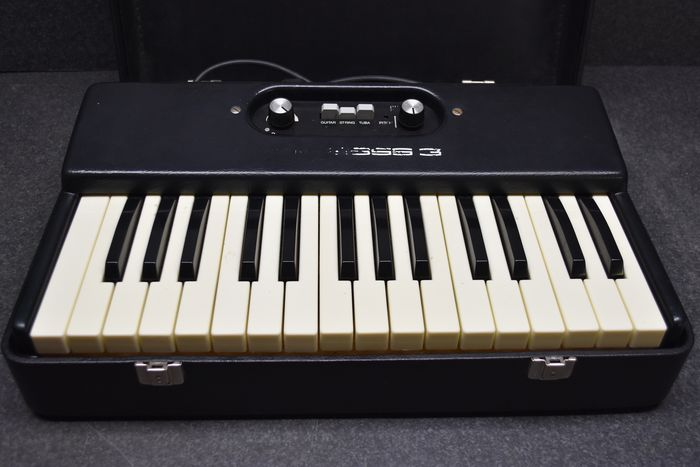 Hohner - Bass 3 - Clavier - Allemagne