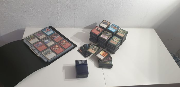 Wizards of the Coast - Magic: The Gathering - collection mooie magic the gathering verzameling van de oudere series vanaf 1995 - 1994