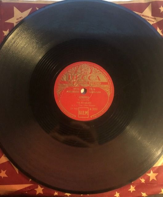 The Ramblers on Decca, Phillips and Panachord - 78 Rpm - 78 rpm - Records shellac