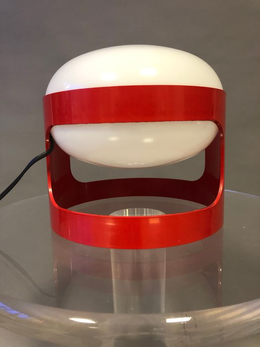 Joe Colombo - Kartell - Lampe de table (1) - kd 28