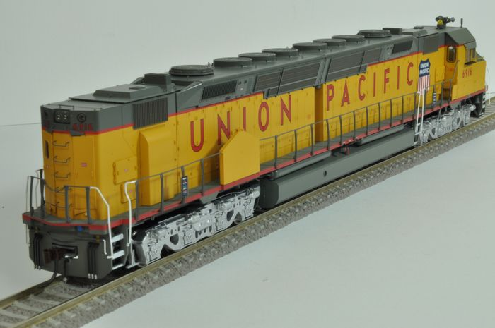 Athearn Genesis H0 - G69506 - Locomotive diesel - EMD DDA40X, 2 moteurs - Union Pacific