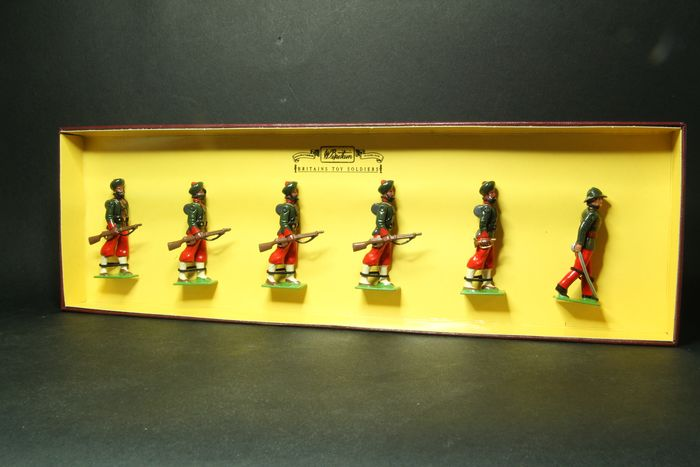 Britains - Britains toy soldiers - 8833 - Personnage 127 BALUCH - 1980-1989 - In England