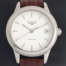 Longines - Flagship Automatic Lady - L4.217.4 - Women - 2011-present
