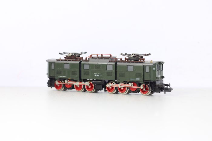Roco N - 2155A - Electric locomotive - Articulated BR 191 - DB