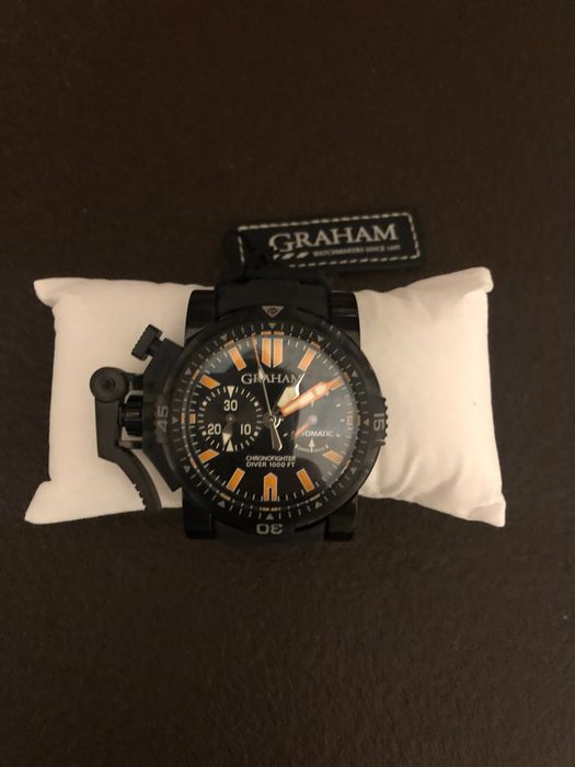Graham - Chronofighter Oversize Diver - Hombre - 2011 - actualidad