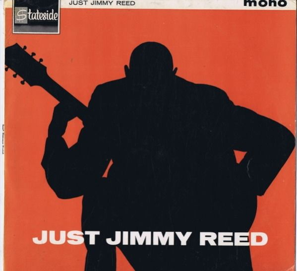 Jimmy Reed - Just Jimmy Reed (Chicago Blues) - LP Album - 1963