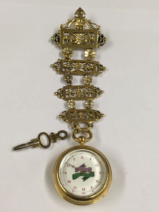 pocket watch - NO RESERVE PRICE - Mujer - 1850 - 1900