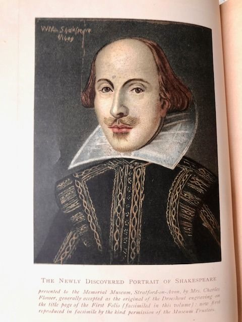Shakespeare - The Works of Shakespeare edited by Israel Gollancz - 1899