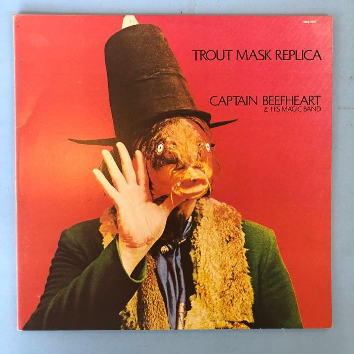 Captain Beefheart & Related - Trout Mask Replica - 2xLP Album (double album) - 1977