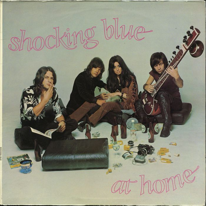 "Shocking Blue - ""At Home"" - LP Album - 1969"