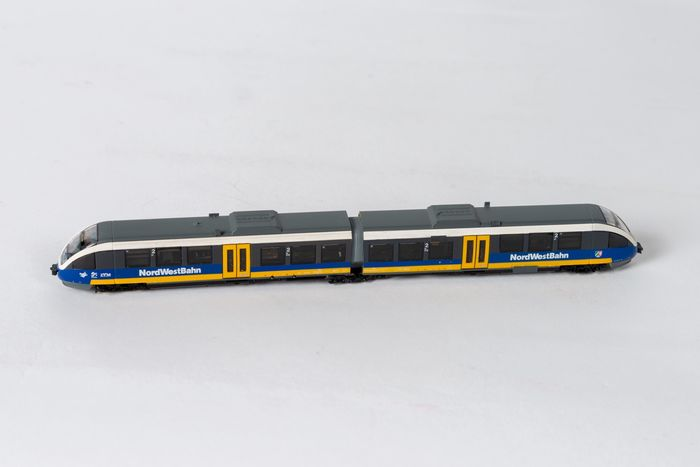Brawa N - 64003 - Train unit - BR 643.2 - NWB