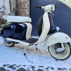 Iso Milano - Scooter - 150 cc - 1961