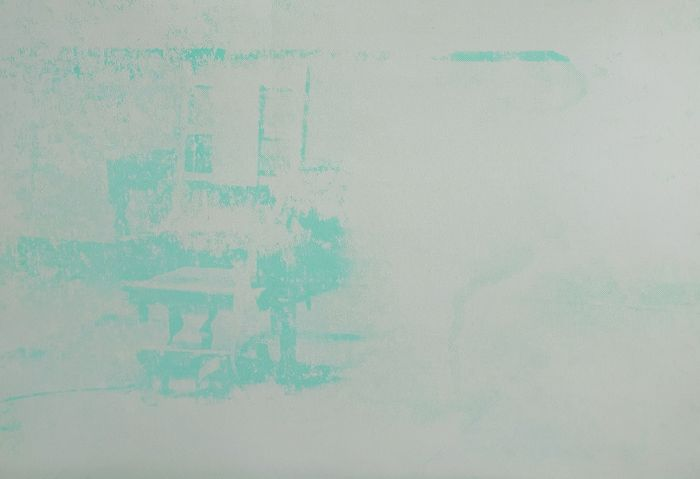 Andy Warhol (1928-1987) - Electric Chair (Green)