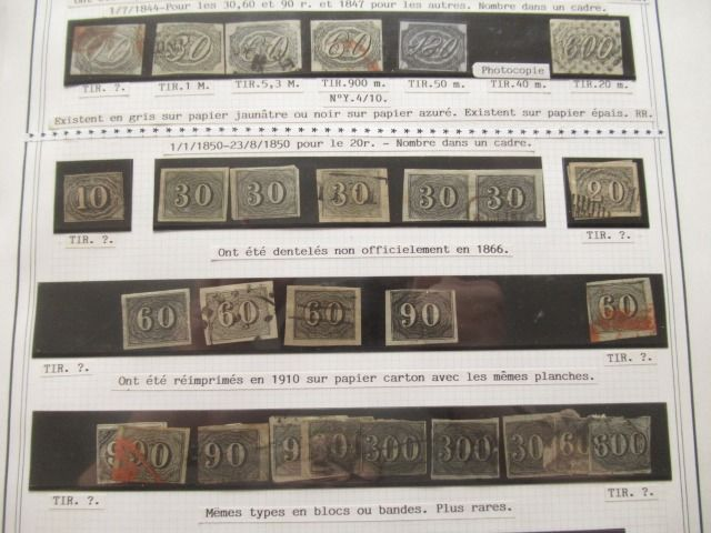 Brasilien 1844/1993 - Advanced collection of stamps