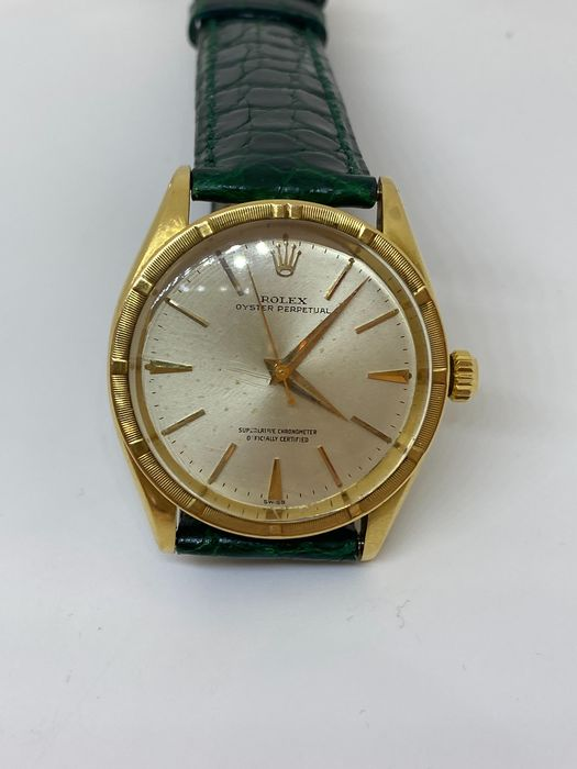 Rolex - Oyster Perpetual - 1007 - Unisex - 1950-1959