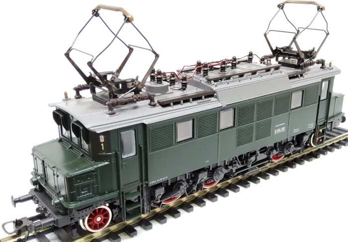 Roco H0 - 4144S - Electric locomotive - E 04 - DB