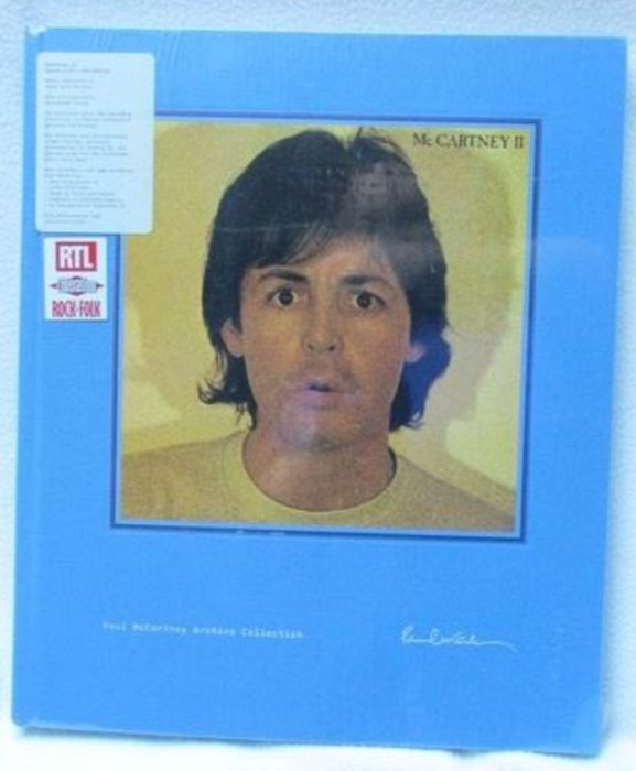 Paul McCartney - Mc Cartney II - CD Boxset, Deluxe Edition - 2011/2011