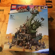 LEGO - the Lego Movie 2 - 70840 - Welcome to Apocalypseburg!