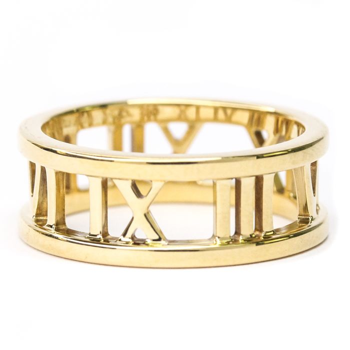 Tiffany - 18 kt Gelbgold - Ring