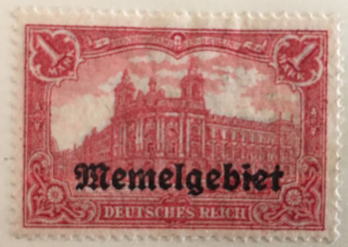 Europese landen - Old collections of stamps