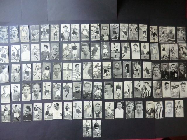 Variant Panini - Ter Wee - Series of 96 old football pictures - 1930