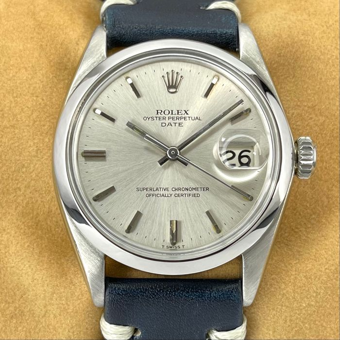 Rolex - Oyster Perpetual Date - 1500 - Unisexe - 1967