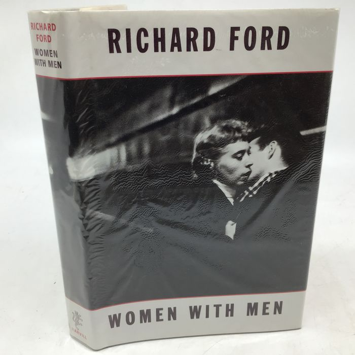 Richard Ford - Women with Men: Three Stories (signed by author) - 1997
