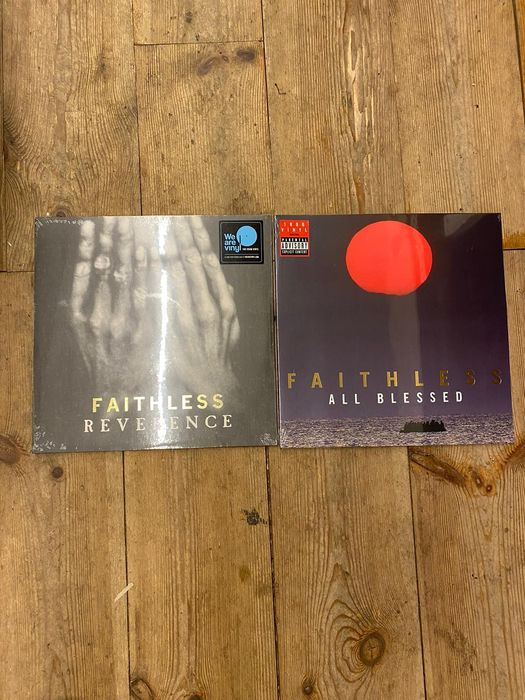 """Faithless - Reverence 