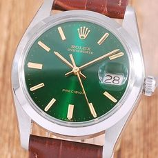 Rolex - Oyster Date Precision - 6694 - Homme - 1980-1989