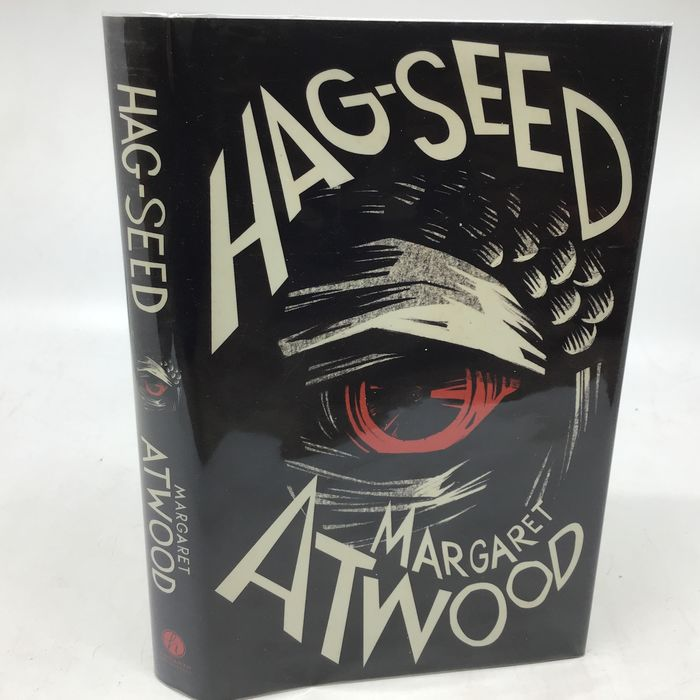 Margaret Atwood - Hag-Seed, the tempest retold (signed by author) - 2016