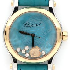 Chopard - Happy Fish - 278578-6001 '' NO RESERVE PRICE '' - Women - 2011-present