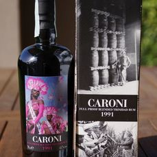 Caroni 1991 19 years old Velier - Full Proof - b. 2010 - 70 cl