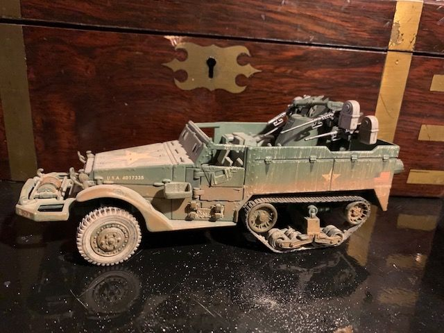 Forces of Valor - Voiture - 1940-1949
