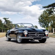 Mercedes-Benz - 190 SL (W121) - 1959