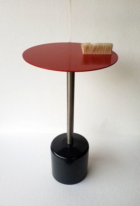 Jean-Michel Dondelinger - Alliages Design - Table d'appoint - BRUSH-proto1