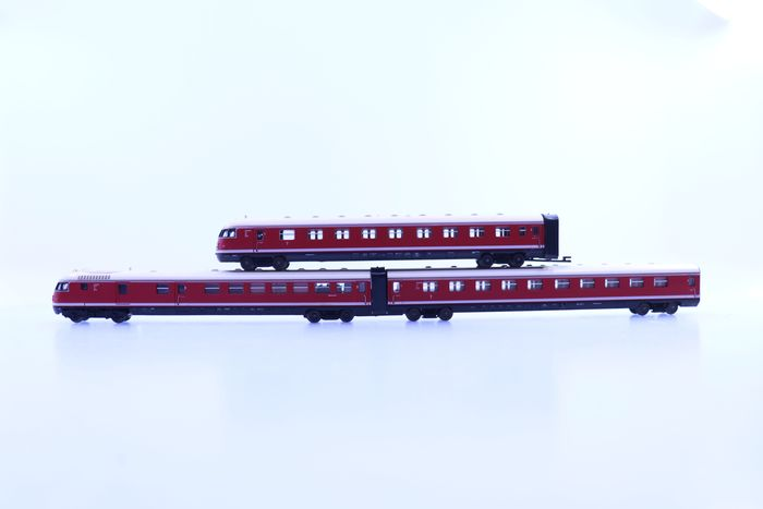 Minibahn N - 16510850 - Train unit - 3 part VT 08 - DB