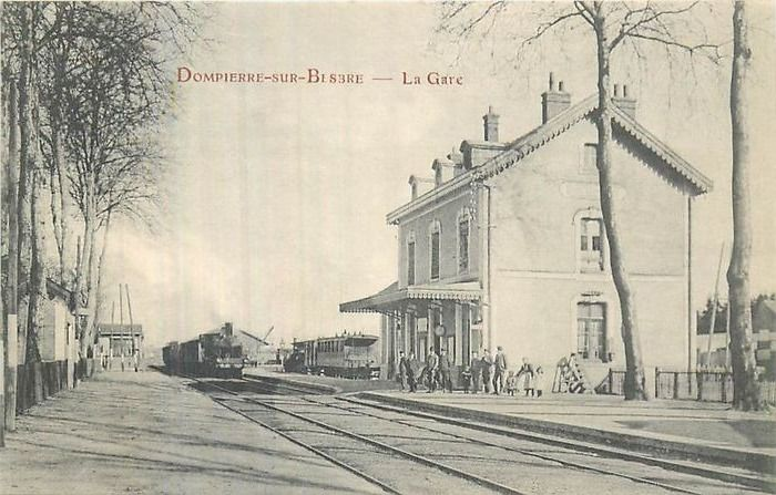 France - Department 03 - Allier - Postcards (Collection of 60) - 1900-1920